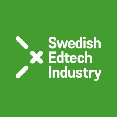 kvadratisk logga swedish edtech