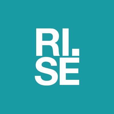 RISE logotyp kvadrat