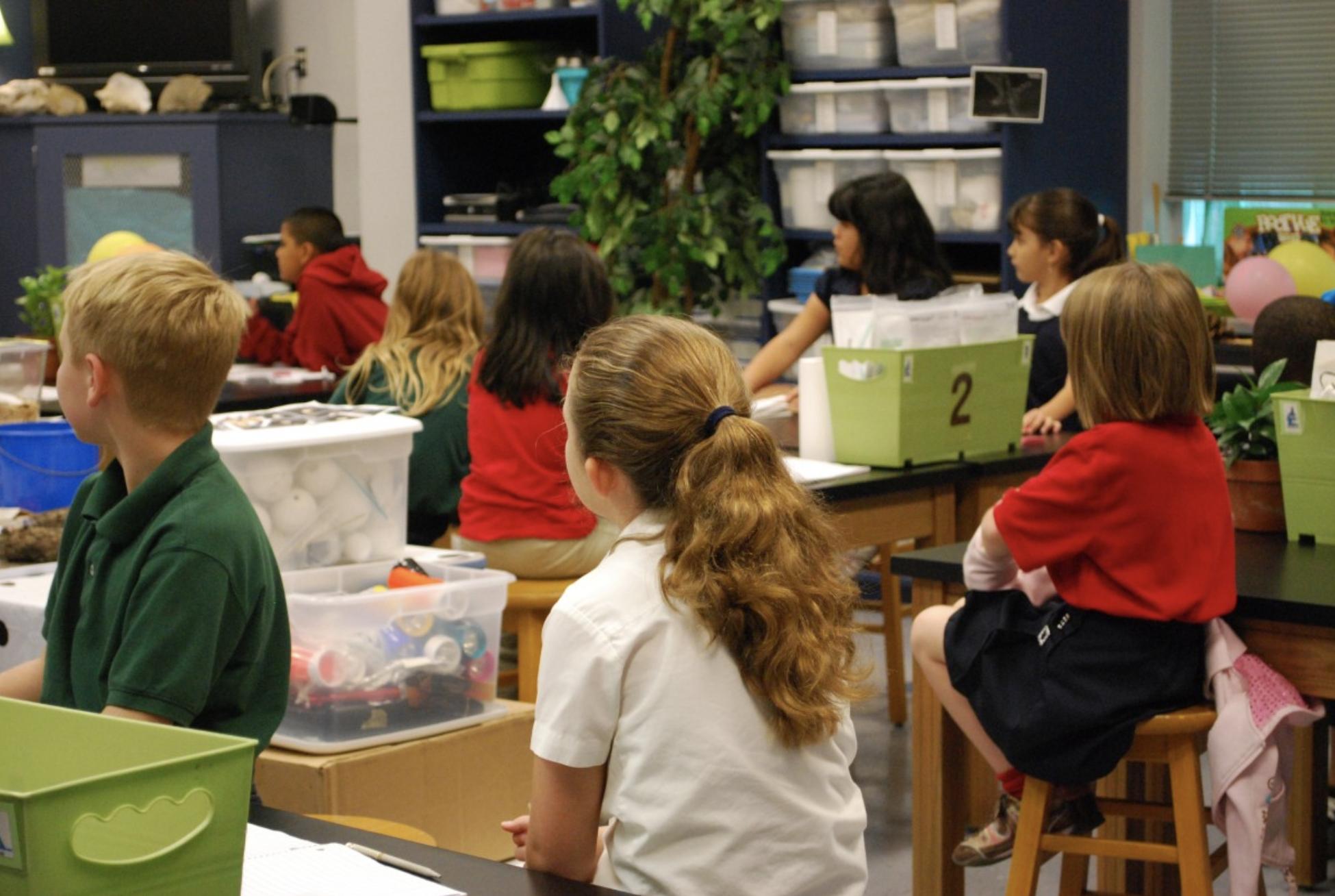 Nytt material om lärare i yngre åldrar