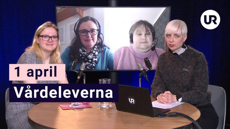 Skola Hemma, 1 april - Vårdeleverna