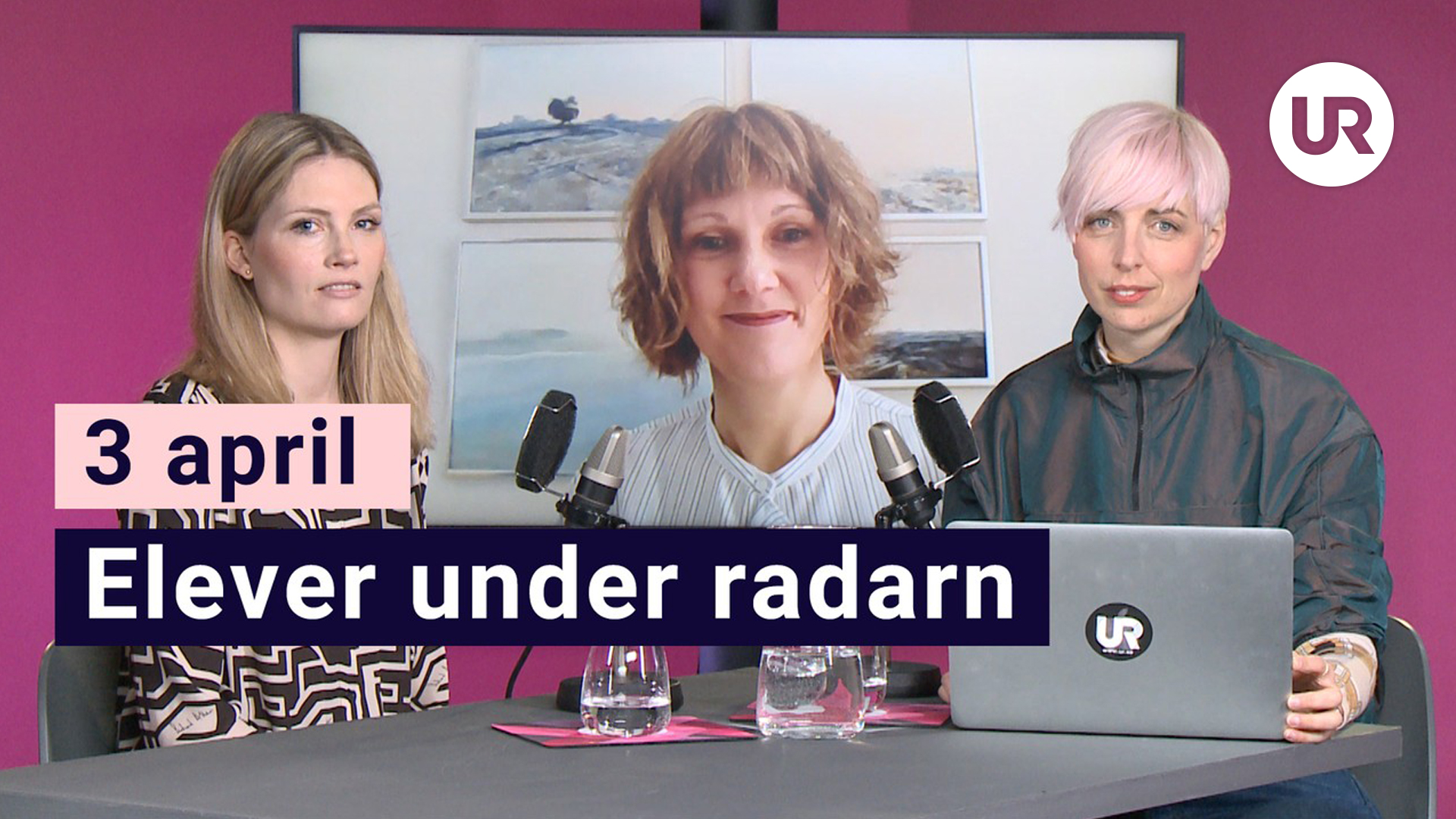 Skola Hemma, 3 april - Elever under radarn
