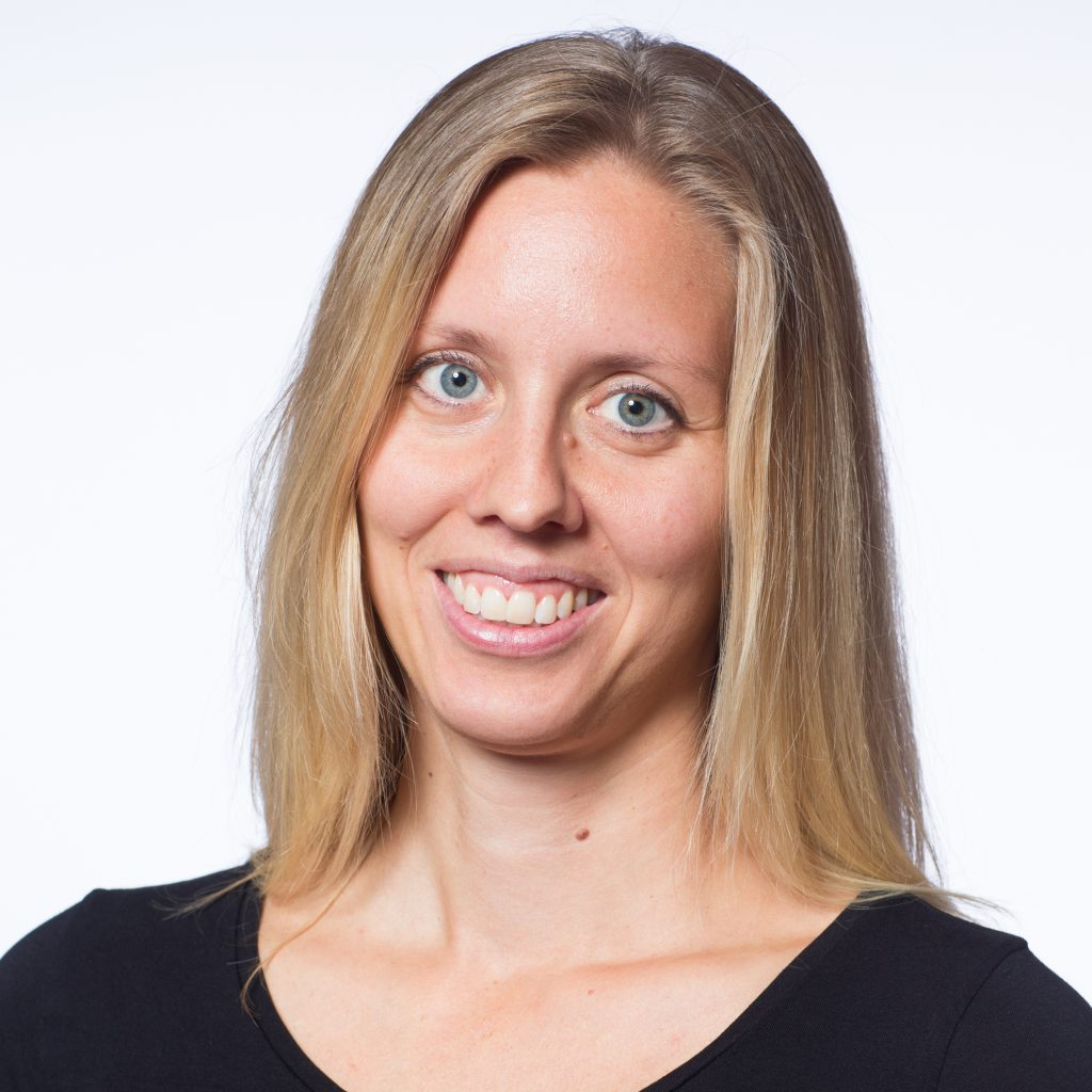 Helena Bäckström, utbildningschef på NTI-skolan.
