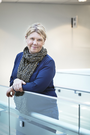 Karin Berg, gymnasielärare, Schillerska gymnasiet
