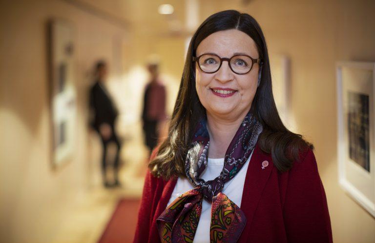 Anna Ekström, Utbildningsminister