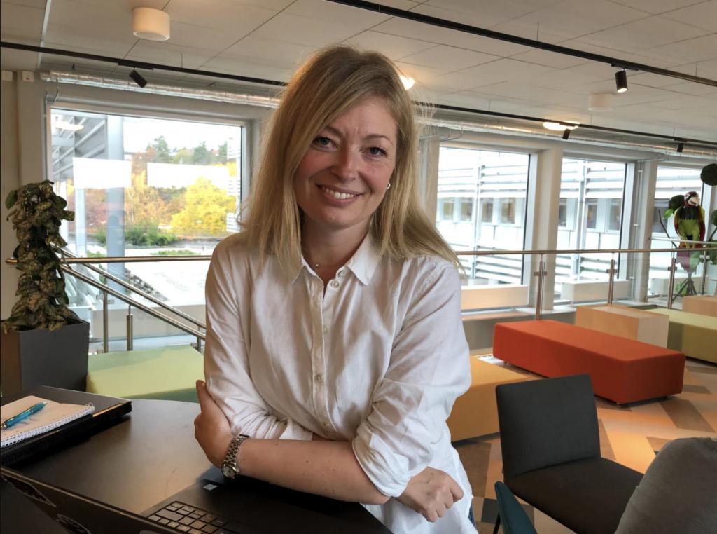 Paneldeltagare Sara Penje Utvecklingschef, Lidingö stad