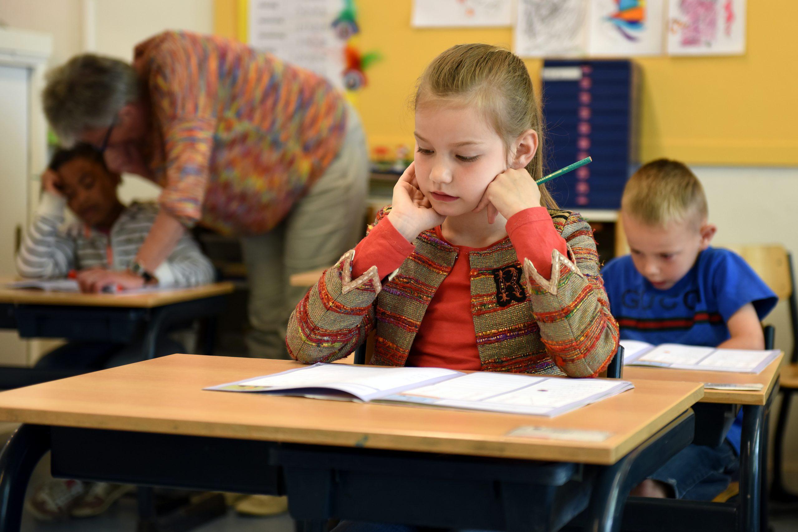 Elever i grundskola
